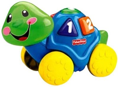 Fisher-Price Roll-Along Pals Turtle