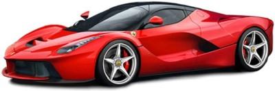 Bburago Ferrari Race & Play GoGears LaFerrari