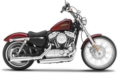 Maisto Harley Davidson XL1200V Seventy-two 2012 1:12
