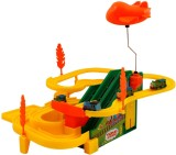 RVOLD Track Racer Toy Game Thomas Car Ra...