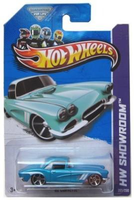 Hot Wheels Hw Showroom - 62 Corvette