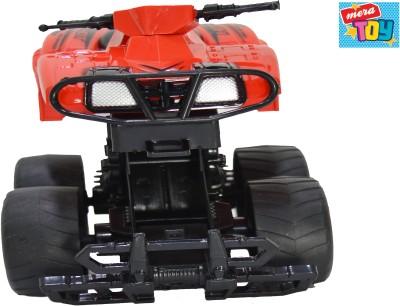 Mera Toy shop Bump Inertia Car-Red