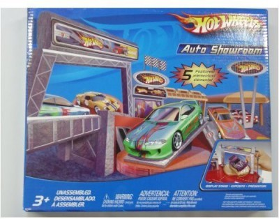 Hot Wheels Auto Showroom