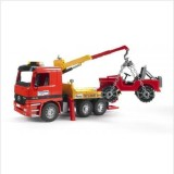 Bruder Toys Action Vehicle Tow Truck Car...