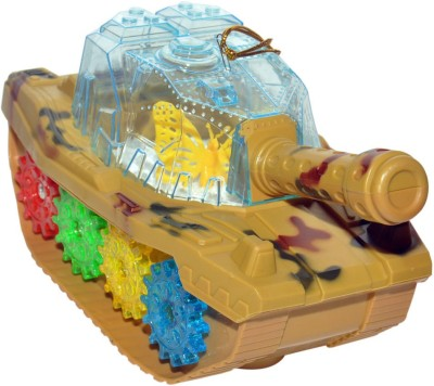 RK Toys Army Tank Toy