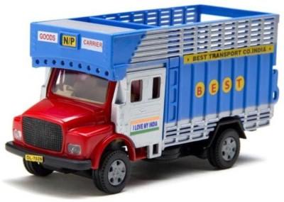 A M Enterprises Multicolour Plastic Truck