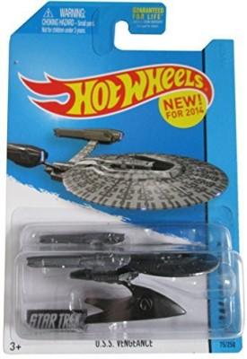 Hot Wheels 2014 (75/250) Star Trek Uss Vengeance