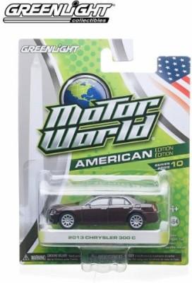 Motor World 2013 Chrysler 300 C 2014 Series 10 American Edition