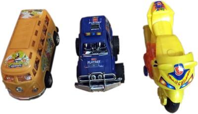 Rahul Toys 3 Pcs Toys