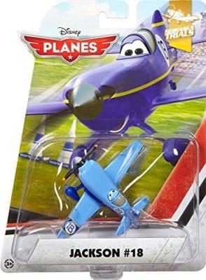 Mattel Disney Planes Jackson 18 Diecast Aircraft