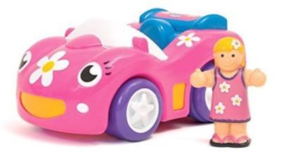 WoW Dynamite Daisy Racing Cars (2 Piece Set)
