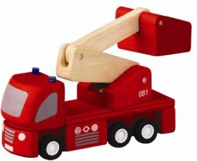PlanToys Fire Engine