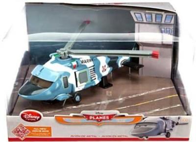 Disney Planes Movie Hector Vector Helicopter Deluxe Die Cast Plane
