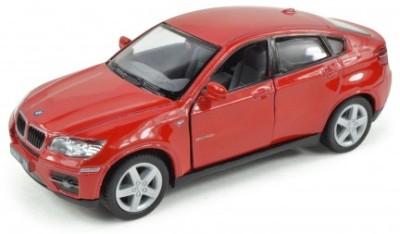 A2B Kinsmart Die-Cast Metal Bmw X6(red)