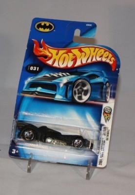 Hot Wheels 2004 First Editions Batman Batmobile 031