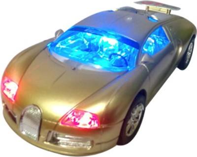 Khareedi GT Top Racing Car with Lightning
