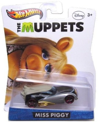 Mattel Hot Wheels Disney The Muppets Miss Piggy