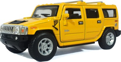 Jack Royal Hummer(SUV)(Yellow)