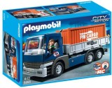 PLAYMOBIL® 5255 Cargo Truck with Cont...
