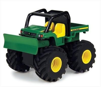 ERTL 35893 John Deere Monster Treads Pullback Tread Thrashers