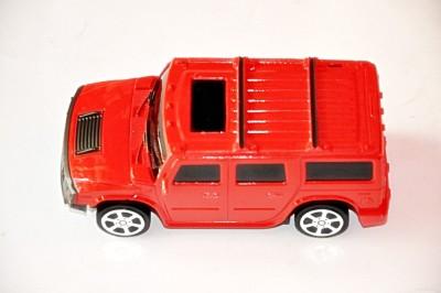 Ruppiee Shoppiee Super Auto Hummer Red