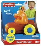 Fisher-Price Shake 'N Go Bear (Multicolo...
