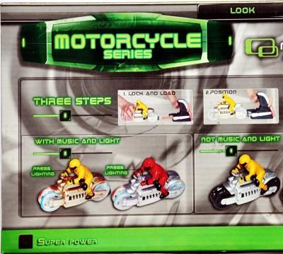 Ruppiee Shoppiee Motarcycle Series