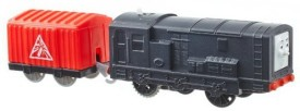 Fisher-Price Thomas The Train - Trackmaster Motorized Diesel Engine(Multicolor)