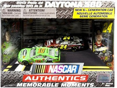 Nascar Authentics Collector Pack ,13Chevy 10Godaddy/24Aarp