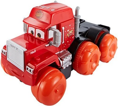 Mattel disney/pixar cars hydro Wheelsdeluxe Mack Bath