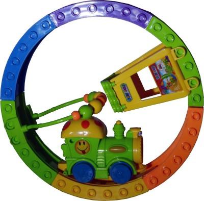 Toyzstation Circular Train Rail Set