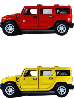Jack Royal 2008 Hummer H2 SUV(Multicolor)