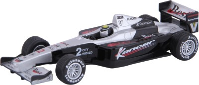 Baby Steps Kinsmart Die-Cast Metal Super Formula Black