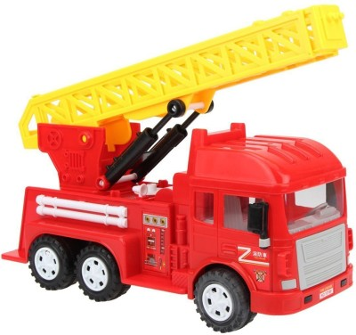 Babeezworld City Music and light fire-truck R