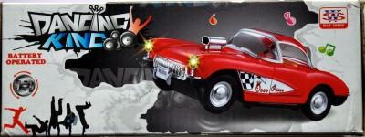 Ruppiee Shoppiee Dancing King Car