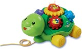 VTech Pull And Play Turtle (Green)