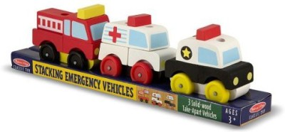 Melissa & Doug Stacking Emergency