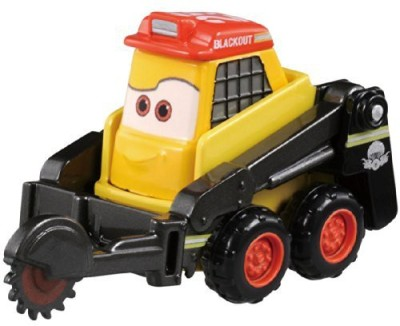 Takara Tomy Tomica Disney Planes Fire & Rescue P20 Blackout