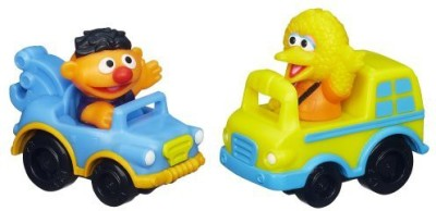 Sesame Street Playskool Racers (Big Bird and Ernie)