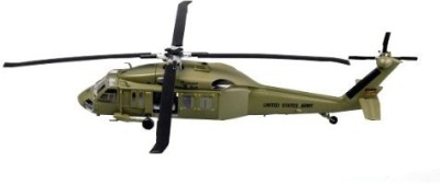 Easy Model Airborne UH-60A