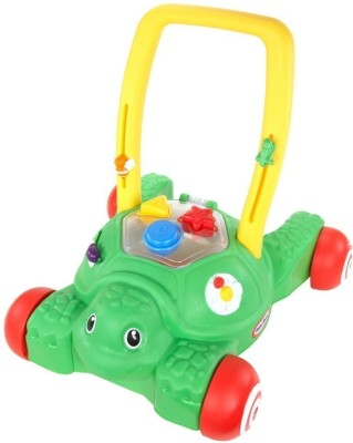Little Tikes 2-in-1 Push ,n Play Turtle