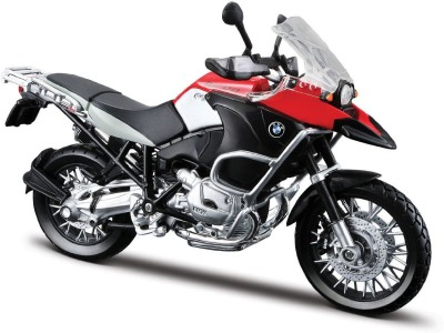 Maisto Assembly Line BMW R1200 Gs 1:12 Motorcycle Model Kit