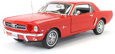 Welly 1964 1/2 Ford Mustang 1:18