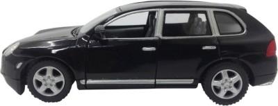 A2B Kinsmart Porsche Cayenne Turbo Black