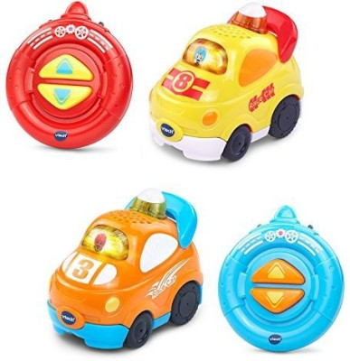 VTech Go Go Smart Wheels Speedway Rc Smartpoint Racer 2Pack