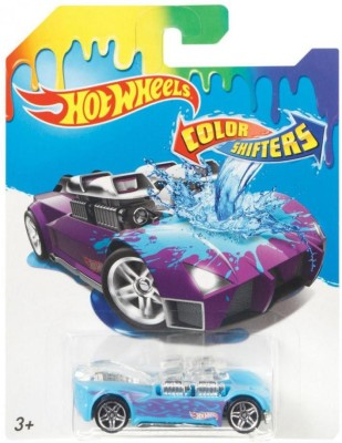 HotWheels Color Shifters WHAT-4-2