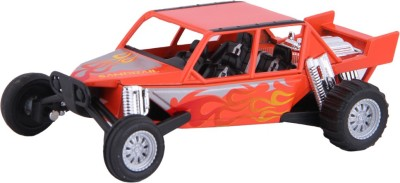 Baby Steps Kinsmart Die-Cast Metal Turbo Sandrail Orange