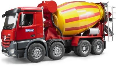Bruder MB Arocs Cement Mixer