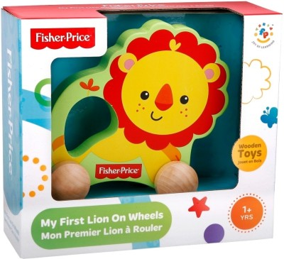 Fisher-Price Lion on Wheels