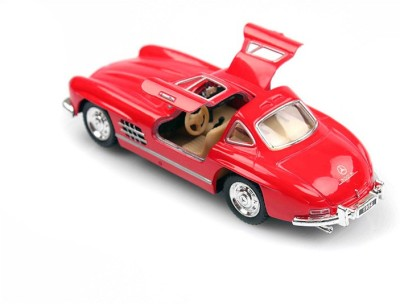 A2B Kinsmart Die-Cast Metal Mercedes(red)